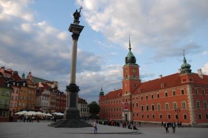Varsovia - Columna Segismundo