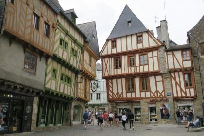 Que ver en Vannes en la Bretaña francesa