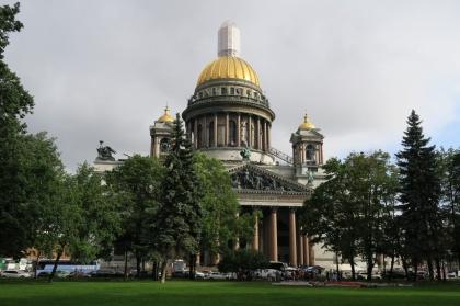 Visitar el Hermitage y la Catedral de San Isaac, San Petersburgo